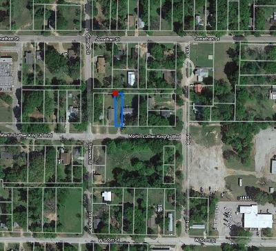 Athens Residential Lots & Land For Sale: 312 Martin Luther King Jr