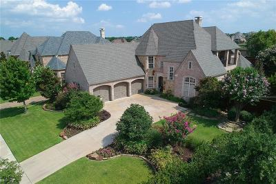 Denton County Single Family Home For Sale: 2800 Gareths Sword Drive