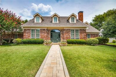 Irving Single Family Home For Sale: 300 Blue Sage Court