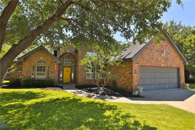 Abilene Single Family Home Active Option Contract: 15 Pebble Beach Street