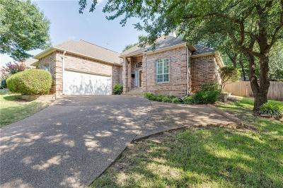 Colleyville Single Family Home For Sale: 121 W Mill Valley Drive