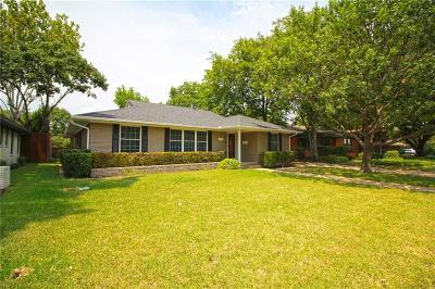 Dallas County Single Family Home For Sale: 6903 E Mockingbird Lane