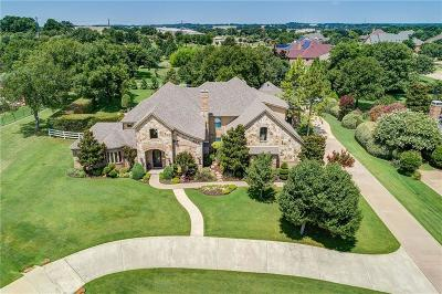 Denton County Single Family Home For Sale: 4109 Equestrian Court