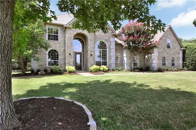 Flower Mound Single Family Home For Sale: 4005 Rothschild Drive
