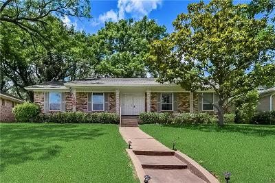 Lake Highlands Single Family Home Active Option Contract: 9423 Buxhill Drive