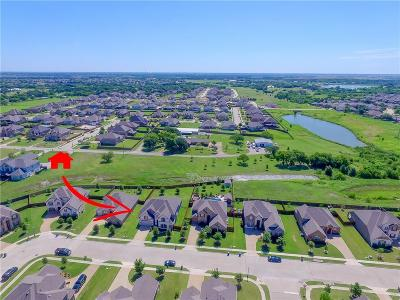 Sachse Single Family Home Active Option Contract: 4910 Paradise Lane