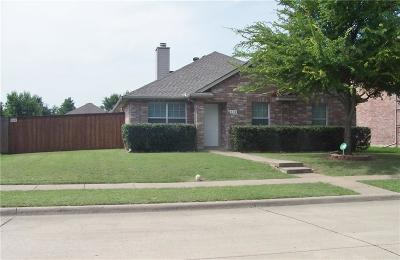 Red Oak Single Family Home Active Option Contract: 310 Valley Ridge Drive
