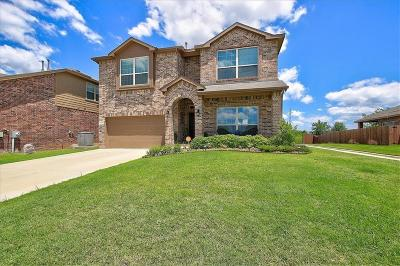 Denton Single Family Home For Sale: 2413 Windhaven Drive
