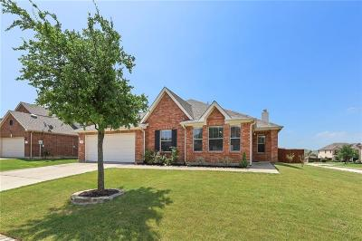 Little Elm Single Family Home Active Option Contract: 2700 Leisure Lane