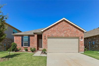 Little Elm Single Family Home For Sale: 1004 Rivers Creek Lane