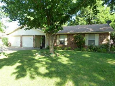 Stephenville Single Family Home For Sale: 245 Davis Avenue
