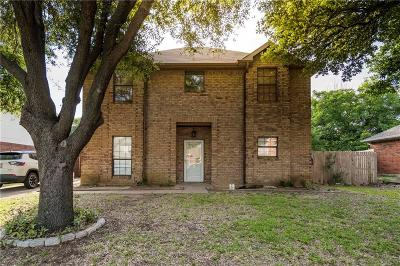 Grand Prairie Single Family Home For Sale: 3230 Maberry Court