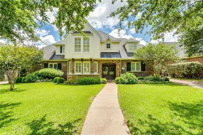 Fort Worth Single Family Home For Sale: 6641 York Street