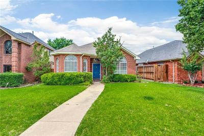 Carrollton Single Family Home For Sale: 2207 Dallas Drive