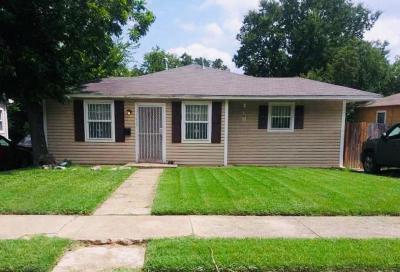 Single Family Home For Sale: 1224 Marfa Avenue