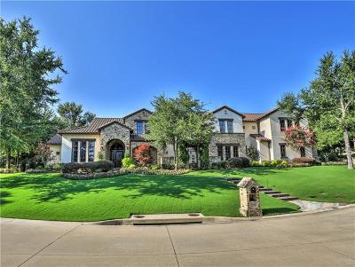 Fort Worth Single Family Home For Sale: 5909 Kittansett Court