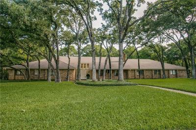 Arlington Single Family Home Active Option Contract: 609 Crown Colony Drive