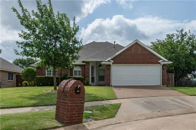 Flower Mound Single Family Home Active Option Contract: 4904 Superior Court