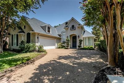 Southlake Single Family Home For Sale: 615 Regency Crossing