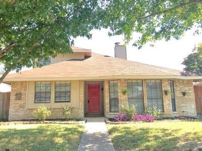 Mesquite Single Family Home For Sale: 1116 Paintbrush Street