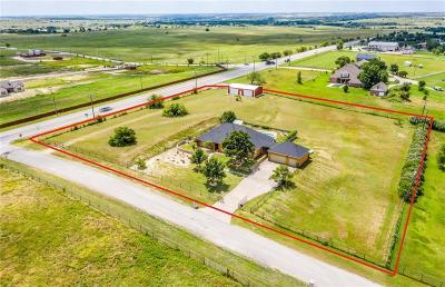 Weatherford Single Family Home For Sale: 6024 Windview Court