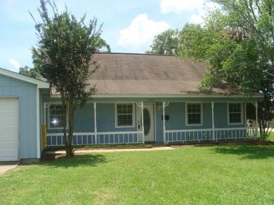Joshua Single Family Home Active Option Contract: 1600 County Road 706