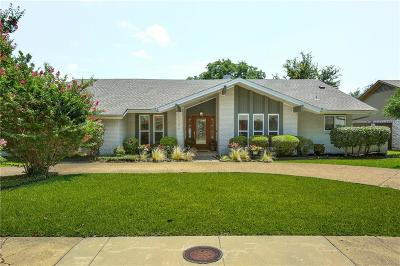 Single Family Home For Sale: 7306 Whispering Pines Drive