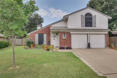 Mansfield Single Family Home For Sale: 917 Canary Lane