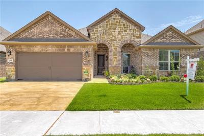 Aledo Single Family Home For Sale: 208 Welch Folly Lane