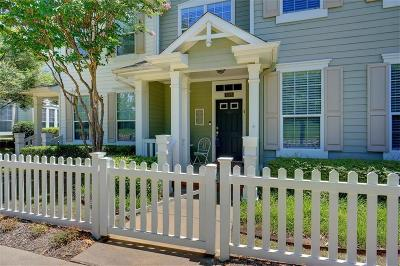 North Richland Hills Townhouse For Sale: 6128 Crescent Street