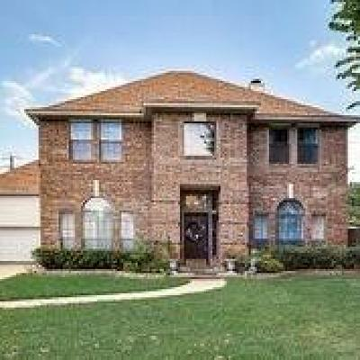 Arlington TX Single Family Home For Sale: $295,000
