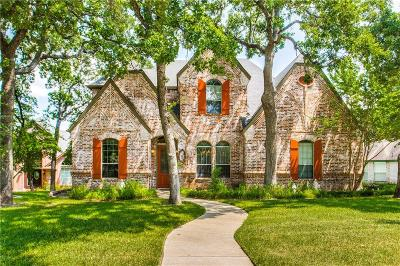 Azle Single Family Home For Sale: 512 Topside Drive