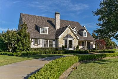 Ennis Single Family Home For Sale: 1201 Estate Drive