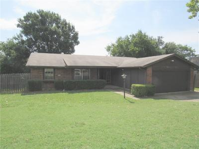 Carrollton Single Family Home For Sale: 1023 Summit Circle