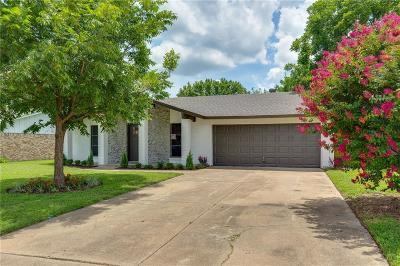 North Richland Hills Single Family Home For Sale: 7916 Donegal Lane