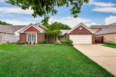 Grand Prairie Single Family Home For Sale: 4442 Cabot Drive