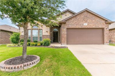 Fort Worth Single Family Home For Sale: 2937 Saddle Creek Drive