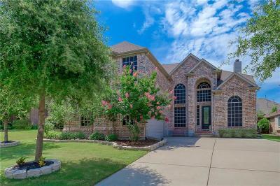Frisco Single Family Home For Sale: 9713 Avalon Drive