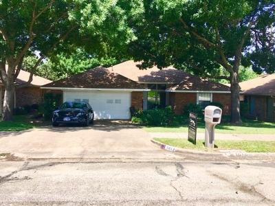 Irving Single Family Home Active Option Contract: 1013 Windmill Lane