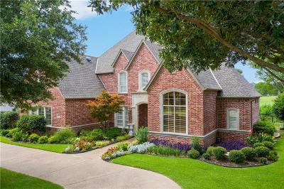 Southlake TX Single Family Home For Sale: $1,220,000