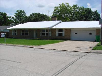 Cooke County Single Family Home For Sale: 1911 College Street