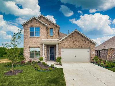 McKinney Single Family Home For Sale: 3709 Sweetclover Drive