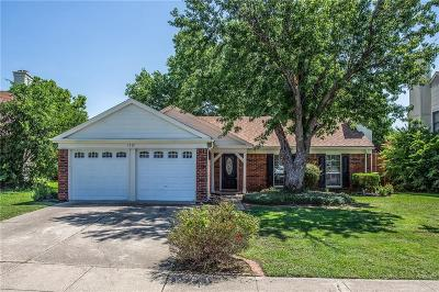 Flower Mound Single Family Home For Sale: 1512 Homestead Street