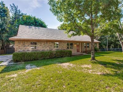 Denison Single Family Home For Sale: 222 Cedar Drive