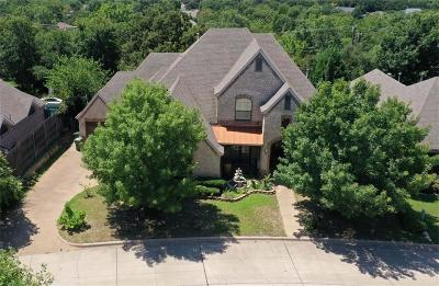 Arlington Single Family Home For Sale: 2006 Hill Country Court