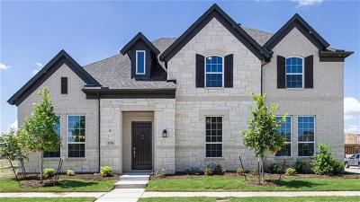 Farmers Branch Single Family Home For Sale: 1736 Brighton Place Trail