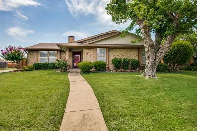 Coppell Single Family Home For Sale: 216 Heather Glen Drive