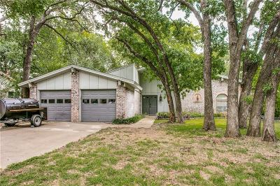 Bedford Single Family Home For Sale: 3404 Spring Valley Drive