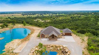Palo Pinto County Single Family Home For Sale: 315 Weatherby Way Road