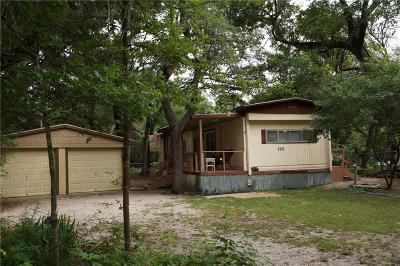 Weatherford TX Single Family Home For Sale: $85,000
